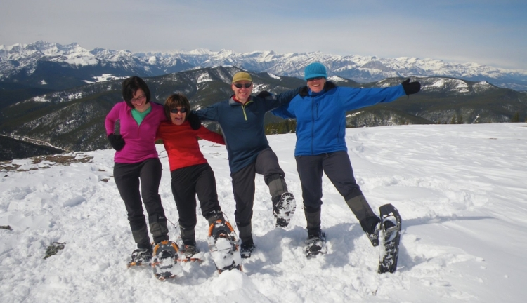 9. Snowshoeing- Hire A Guide